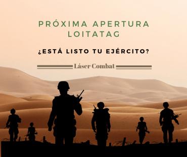 Loita Tag Apertura Coruña